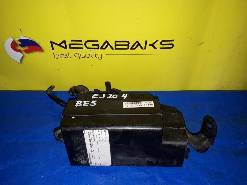 Блок предохранителей Subaru Legacy BE5 EJ204 (б/у)