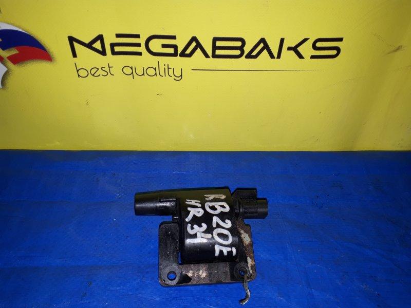 Катушка зажигания Nissan Skyline HR34 RB20E 22433 55S10 (б/у)