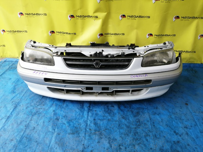 Nose cut Toyota Corolla AE114 4A-FE ФАРА №12-411 (б/у)