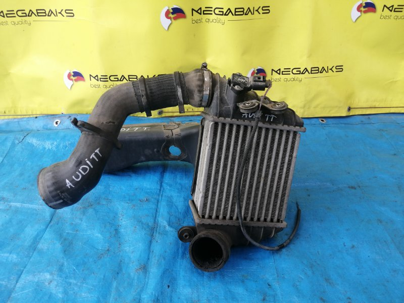 Радиатор интеркулера Audi Tt 8N AUQ (б/у)