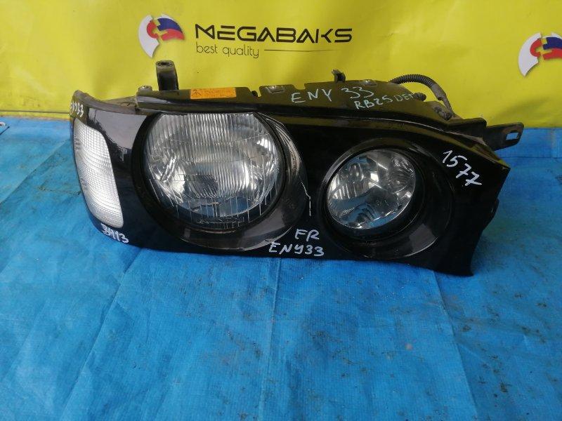 Фара Nissan Gloria Y33 RB25DET правая 1577, XENON (б/у)