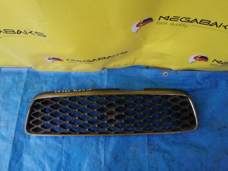 Решетка радиатора Nissan Gloria ENY33 RB25DET (б/у)