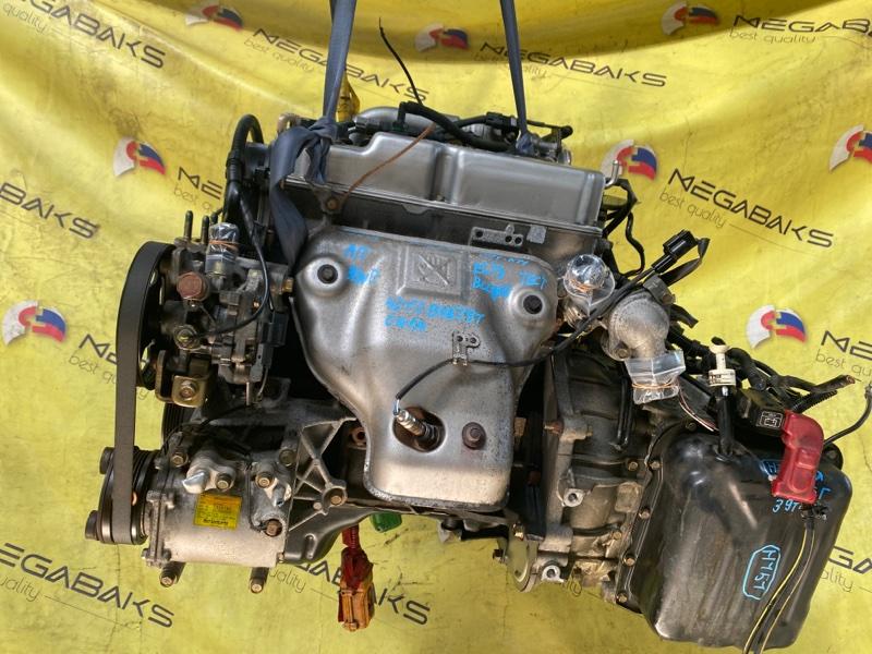 Двигатель Mitsubishi Dingo CQ1A 4G13 2001 BH8381 (б/у)