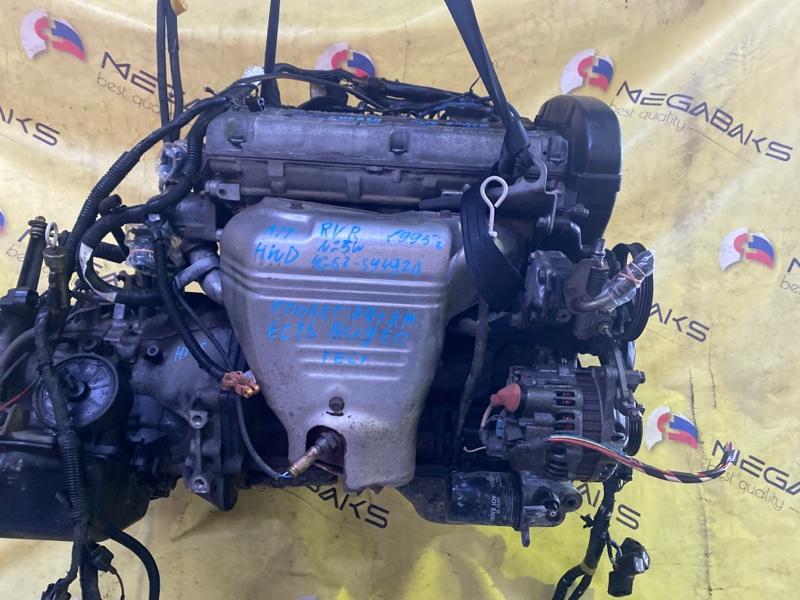 Двигатель Mitsubishi Rvr N23W 4G63 1995 SY4920 (б/у)