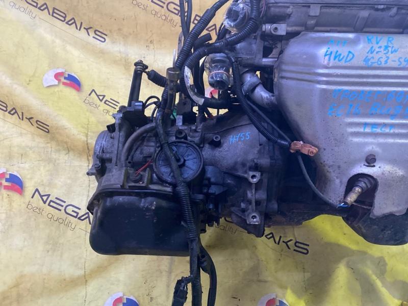 Акпп Mitsubishi Rvr N23W 4G63 1995 W4A32-1-LMQ (б/у)