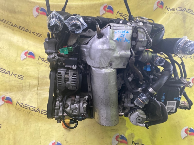 Двигатель Citroen C5 RD EP6CDT 2008 (б/у)