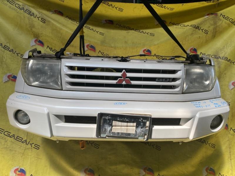 Nose cut Mitsubishi Pajero Io H76W 4G93 1999 I MODEL (б/у)