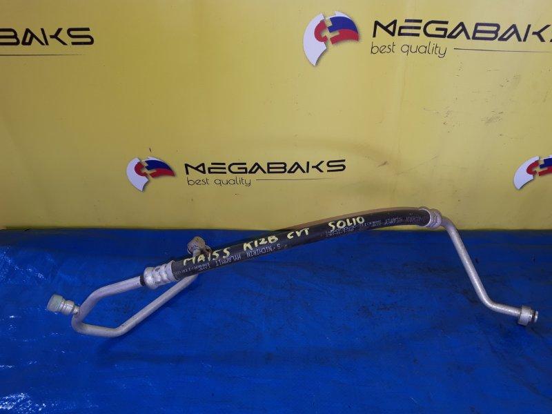Шланг кондиционера Suzuki Solio MA15S K12B (б/у)