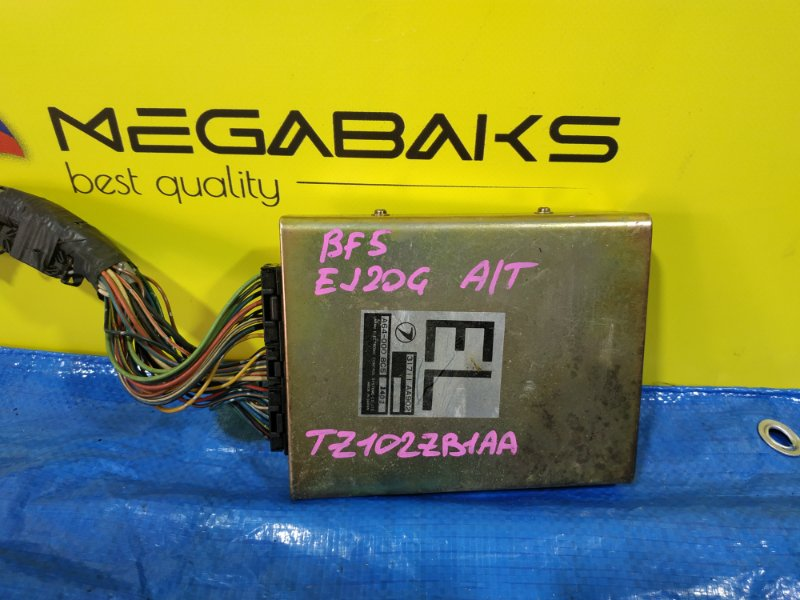 Блок управления акпп Subaru Legacy BF5 EJ20G 31711 AA902 (б/у)