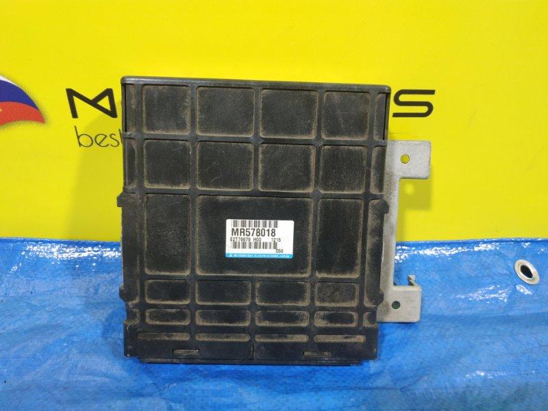 Блок efi Mitsubishi Dion CR9W 4G63 MR578018 (б/у)