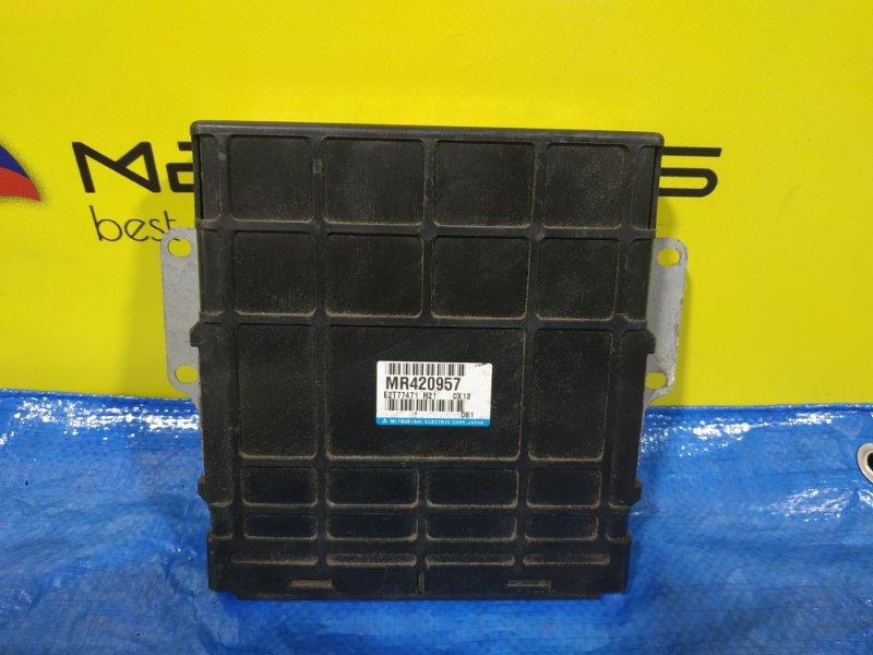 Блок efi Mitsubishi Rvr N61W 4G93 E2T77471 (б/у)