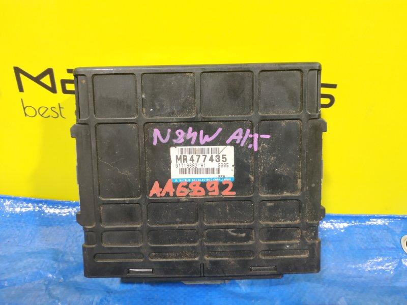 Блок управления акпп Mitsubishi Chariot Grandis N84W 4G64 MR447435 (б/у)