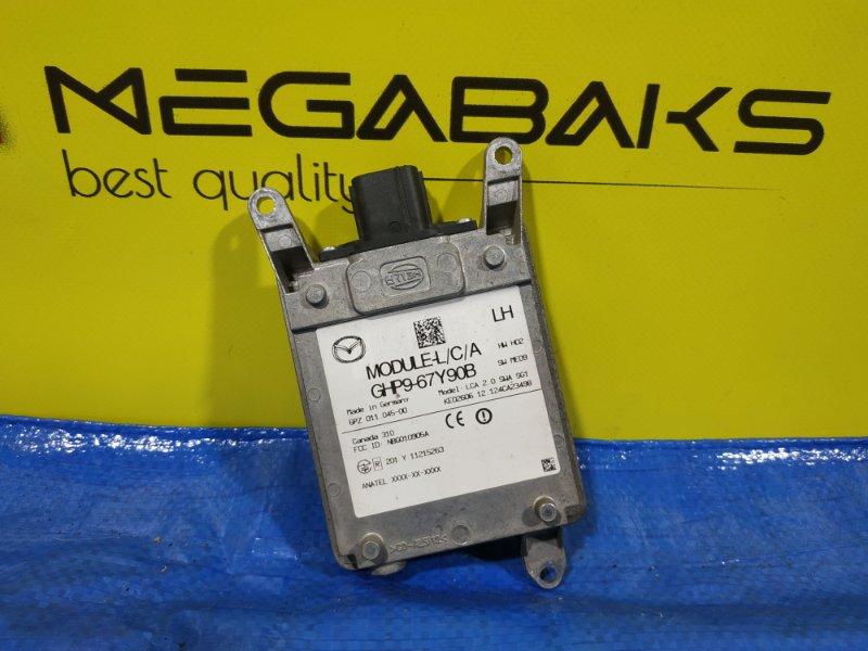 Электронный блок Mazda Atenza SH GHP9-67Y90B (б/у)