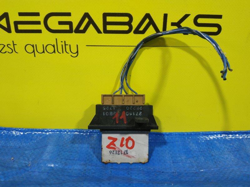 Реостат Nissan Cube Z10 27150 41B01 (б/у)