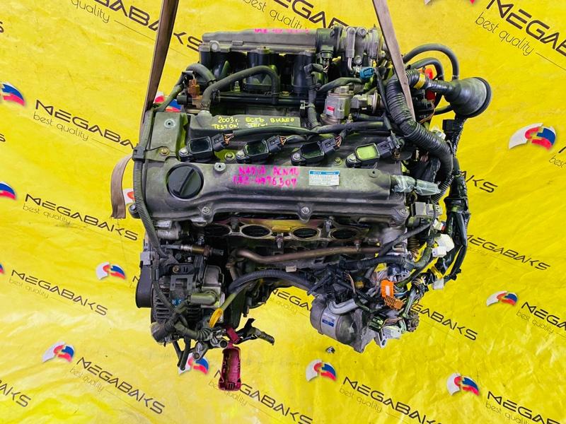 Двигатель Toyota Nadia ACN10 1AZ-FSE 2003 4476307 (б/у)