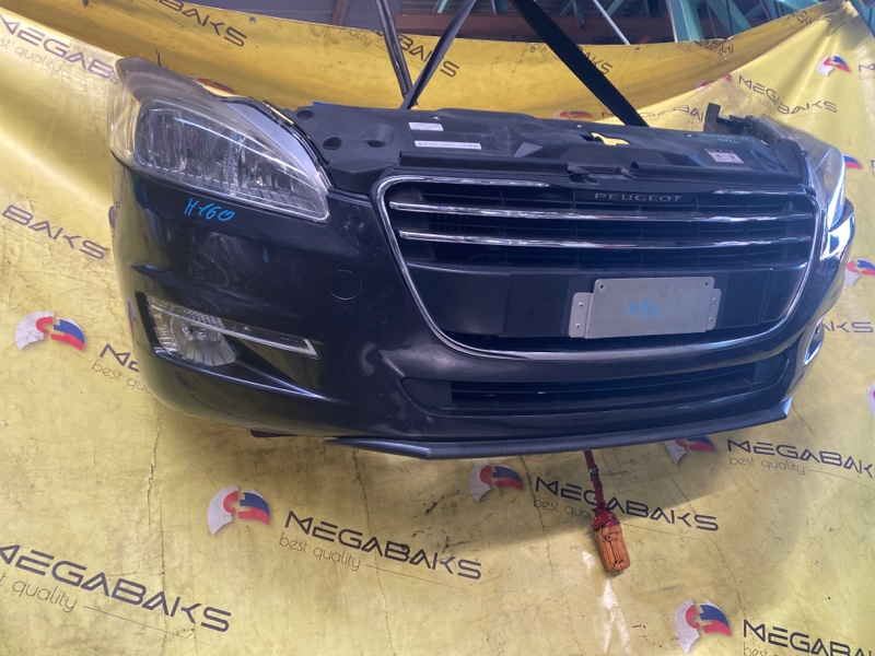 Nose cut Peugeot 508 EP6CDT 2010 (б/у)