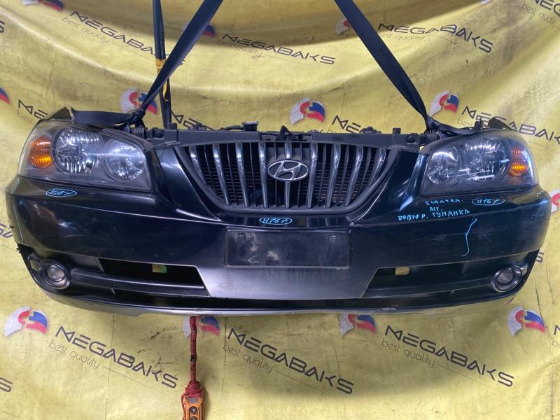 Nose cut Hyundai Elantra XD G4GC 2003 (б/у)