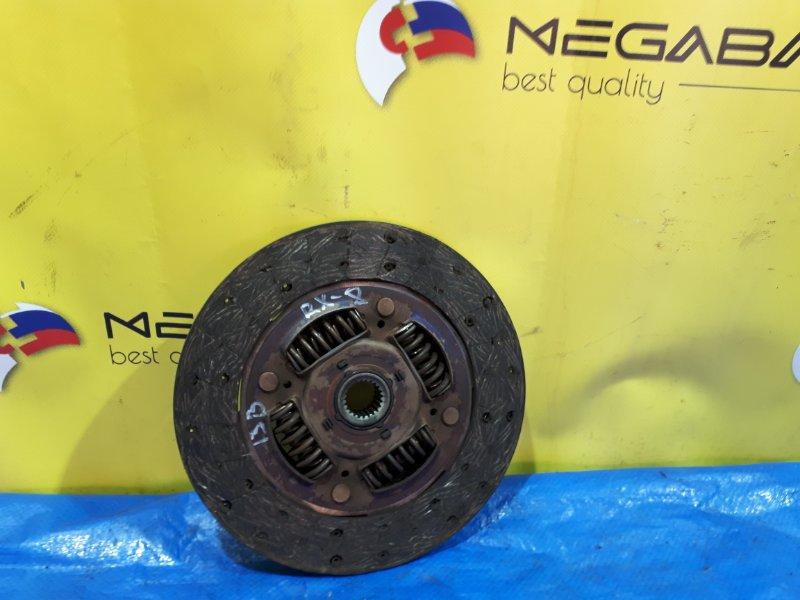 Диск сцепления Mazda Rx-8 SE3P 13B (б/у)