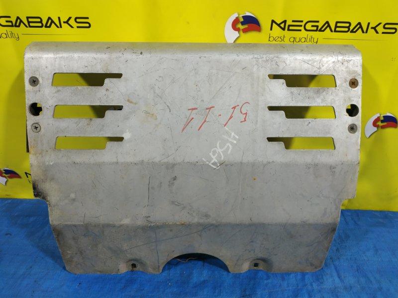 Защита двигателя Mitsubishi Pajero Mini H56A 4A30 (б/у)