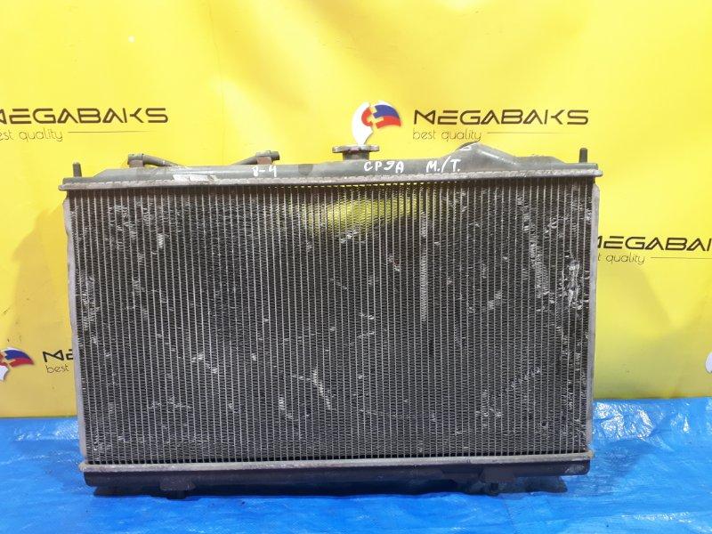 Радиатор основной Mitsubishi Lancer Evolution CP9A 4G63T (б/у)