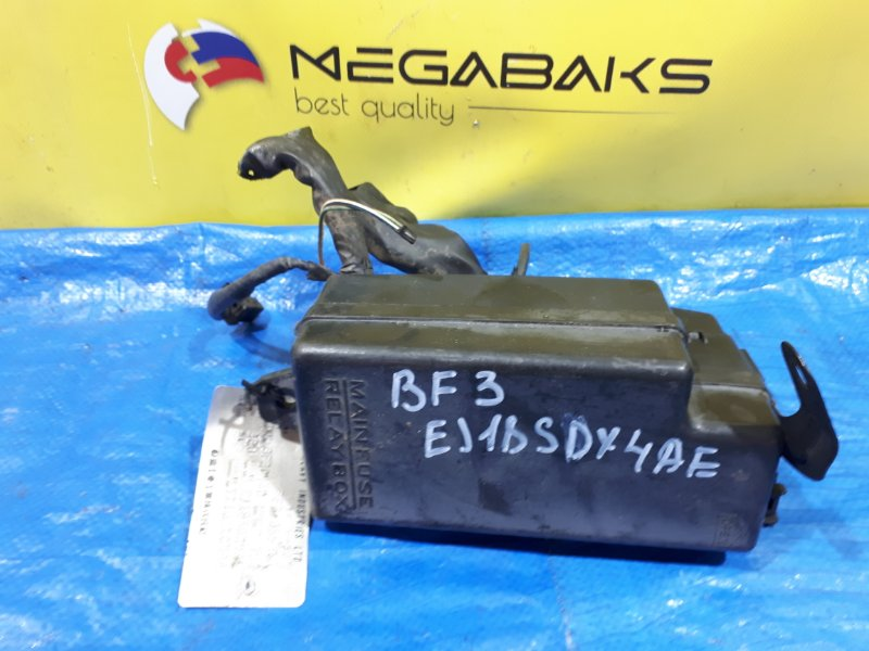 Блок предохранителей Subaru Legacy BF3 EJ18 (б/у)