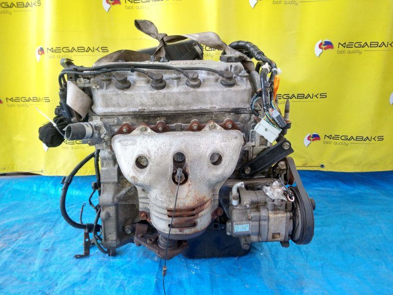 Двигатель Honda Logo GA3 D13B 6302470 SPORTIK (б/у)