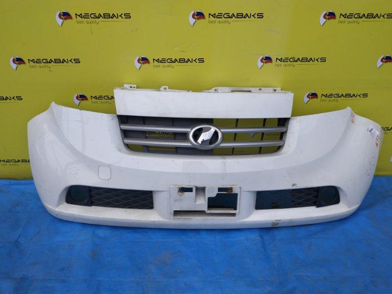 Бампер Toyota Bb QNC20 передний (б/у)