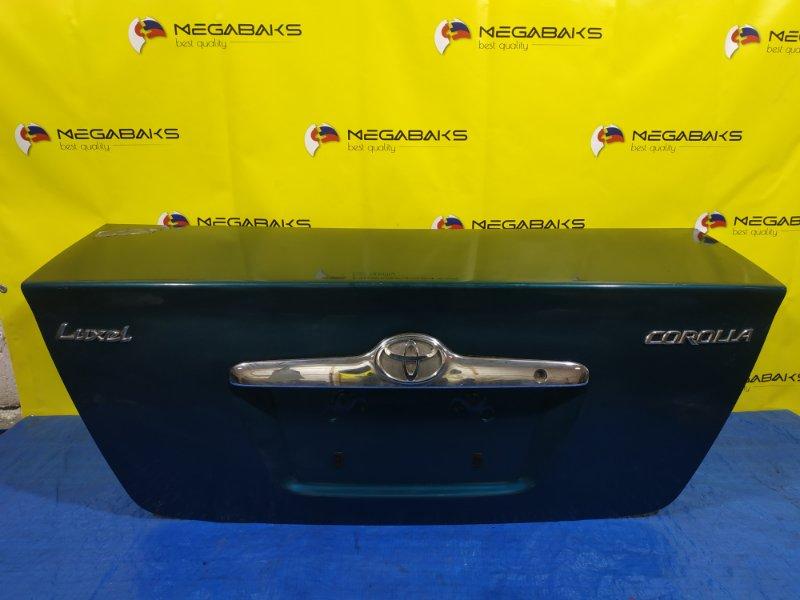 Крышка багажника Toyota Corolla NZE124 I MODEL (б/у)