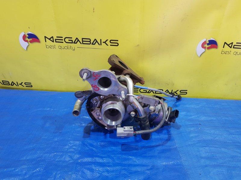 Турбина Mazda Axela BMLFS S5DPTS (б/у)