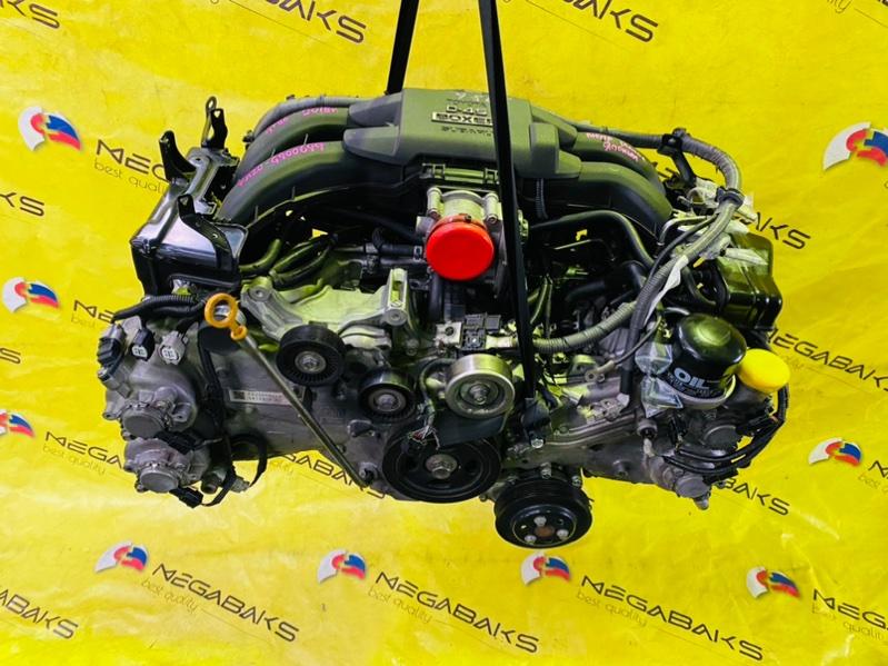 Двигатель Toyota Gt86 ZC6 FA20A G900699 (б/у)