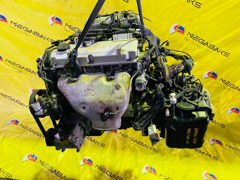 Двигатель Mitsubishi Airtrek CU2W 4G63 2001 GH1505 (б/у)