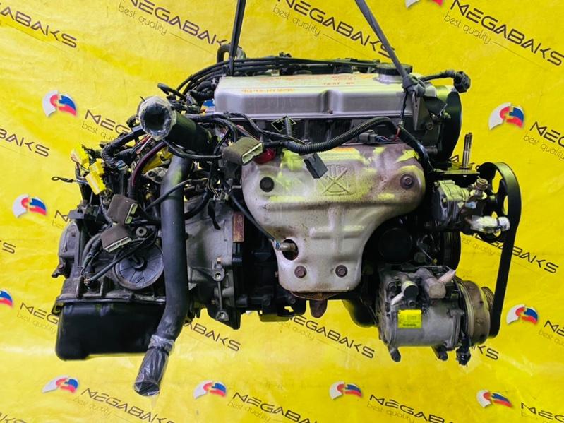 Акпп Mitsubishi Libero CD5W 4G93 1998 W4A32-1-FPF (б/у)
