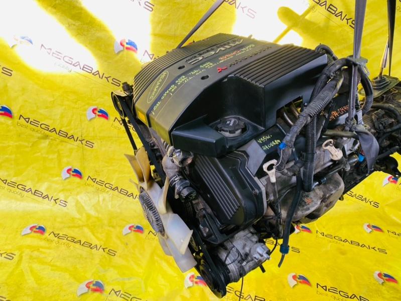Двигатель Mitsubishi Pajero Evolution V55 6G74 1997 (б/у)