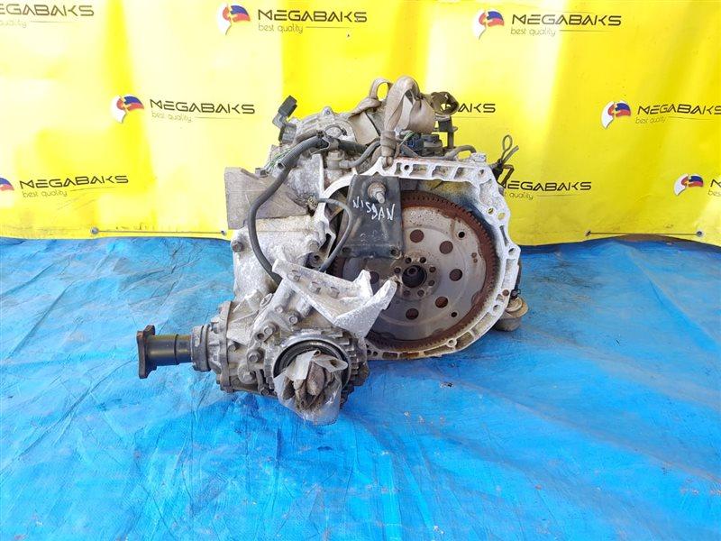 Акпп Nissan Avenir PNW11 SR20DE RE0F06A FP57 (б/у)