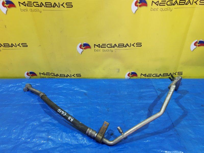 Шланг кондиционера Nissan March K11 CG10DE (б/у)
