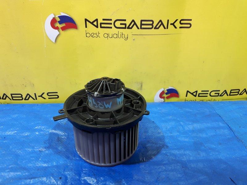 Мотор печки Mitsubishi Pajero Mini H53A 4A30 (б/у)
