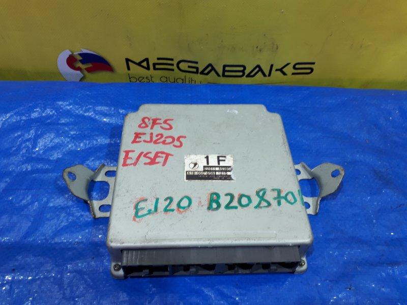 Блок efi Subaru Forester SF5 EJ205 (б/у)