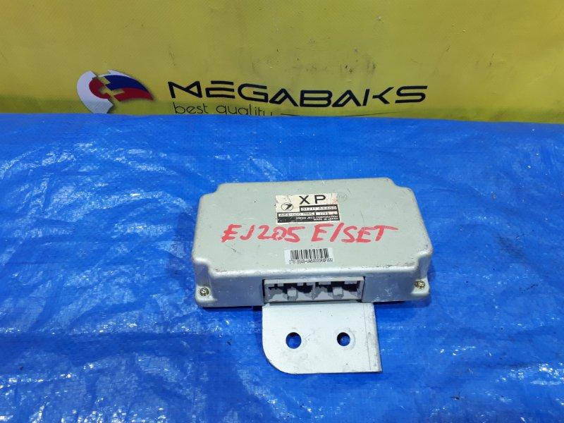Блок управления акпп Subaru Forester SF5 EJ205 (б/у)