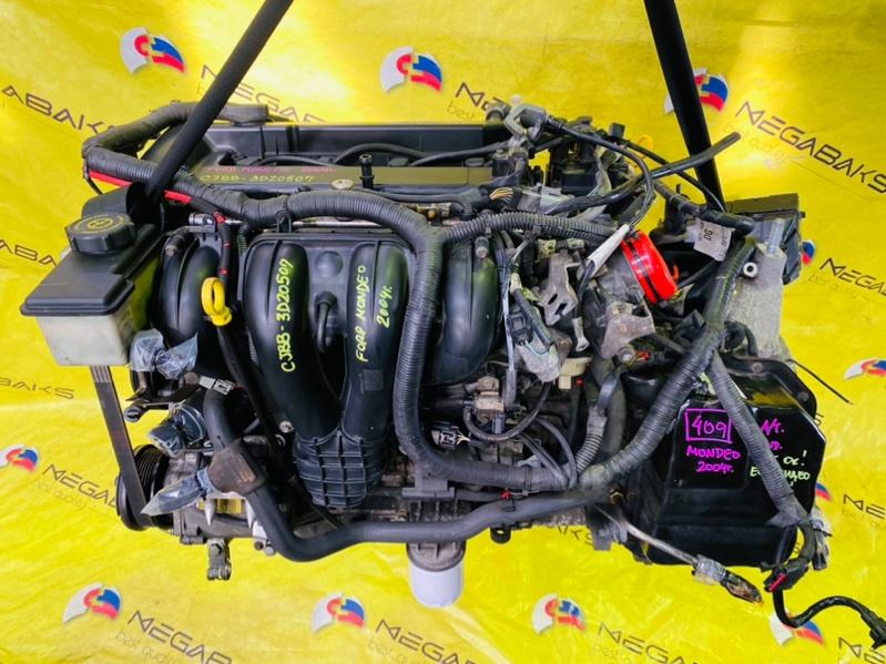 Двигатель Ford Mondeo III CJBB 2001 3D20507 (б/у)