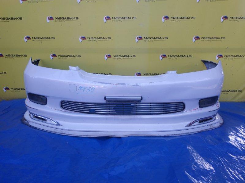 Бампер Toyota Windom MCV30 передний I MODEL (б/у)