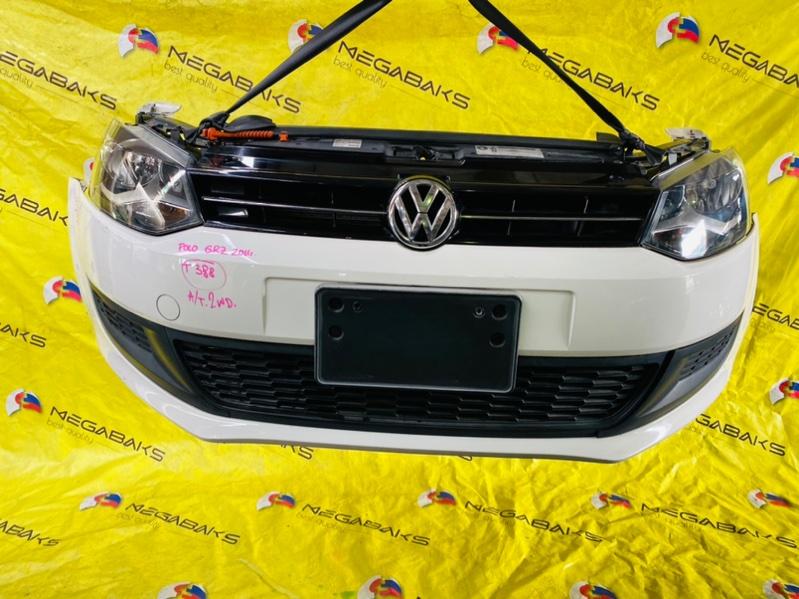 Nose cut Volkswagen Polo MK5 CBZB 2011 (б/у)
