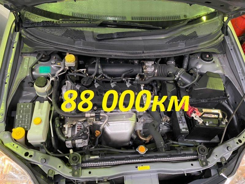 Двигатель Nissan Primera TP12 QR20DE 2003 455107A (б/у)