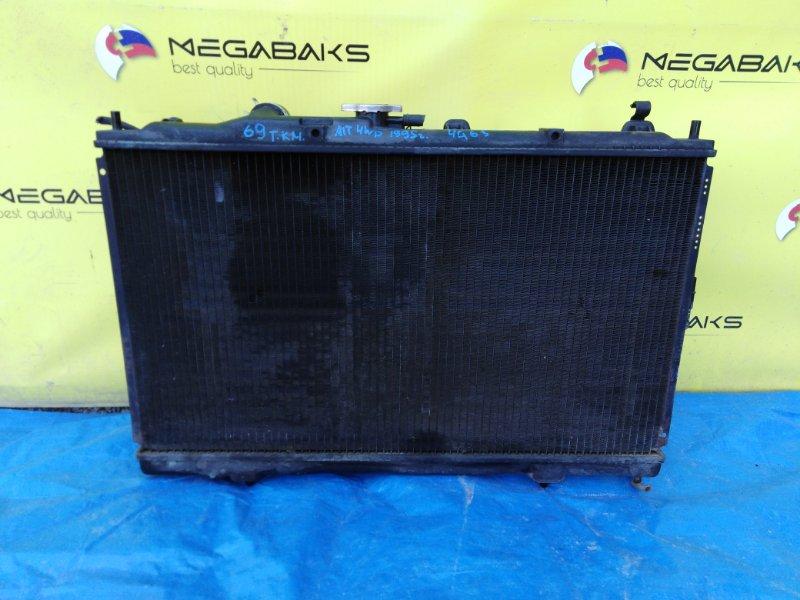 Радиатор основной Mitsubishi Rvr N23W 4G63 (б/у)