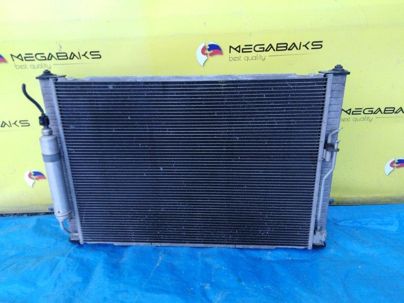 Радиатор основной Nissan Skyline V36 VQ35DE (б/у)