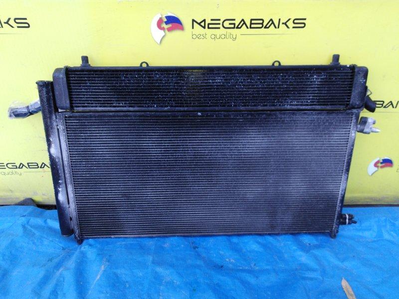 Радиатор кондиционера Toyota Estima AHR20 2AZ-FXE (б/у)
