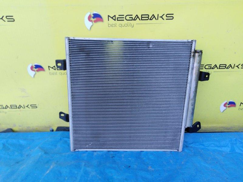 Радиатор кондиционера Toyota Dyna XKU710 N04C (б/у)