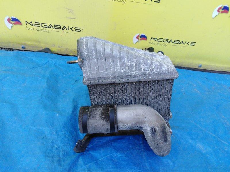Радиатор интеркулера Nissan Cima FHY33 VQ30DET (б/у)