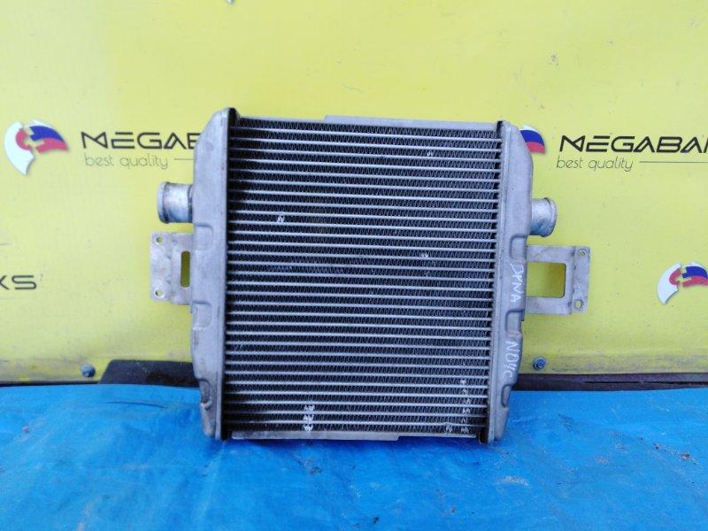 Радиатор интеркулера Toyota Dyna XKU710 N04C (б/у)