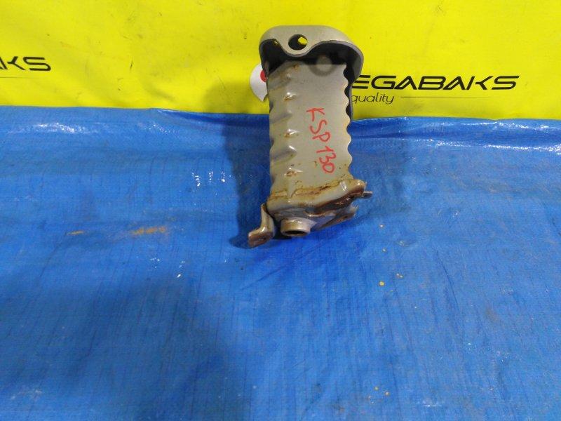 Крепление жесткости бампера Toyota Vitz KSP130 переднее правое (б/у)