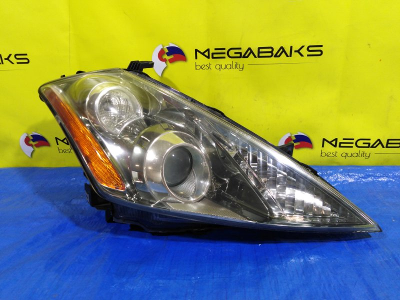 Фара Nissan Murano Z50 правая 100-63779 (б/у)